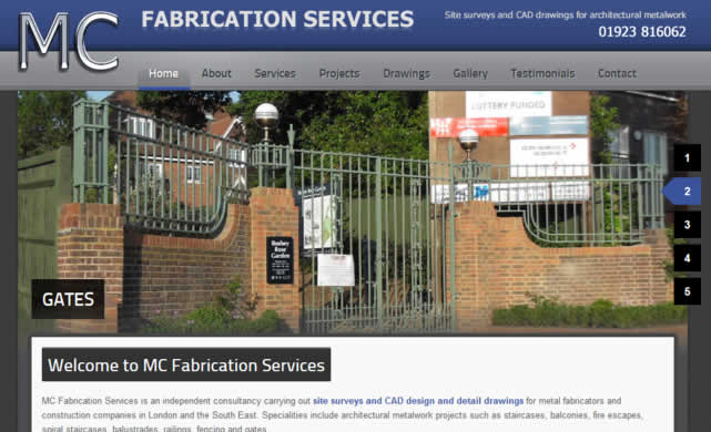 MC Fabrication Services