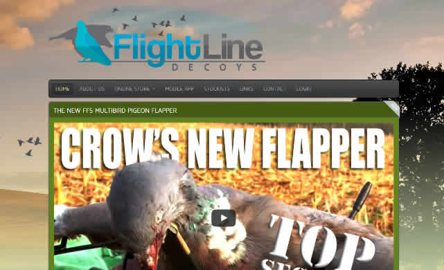 Flightline Decoys