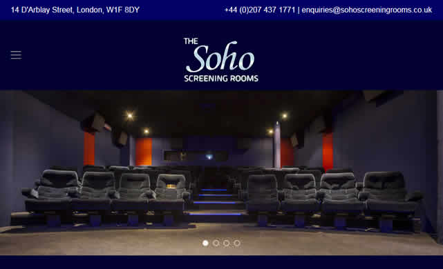Soho Screening Rooms