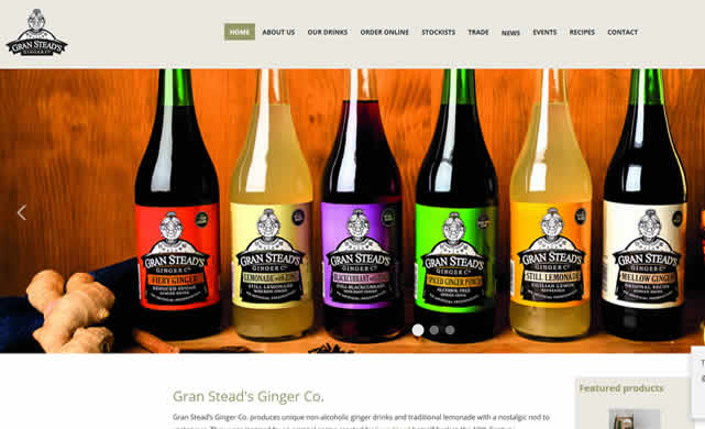 Gransteads Ginger